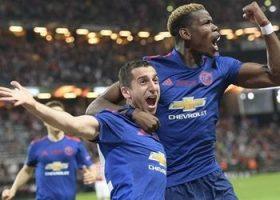 «Манчестер Юнайтед» победил «Аякс» и выиграл Лигу Европы